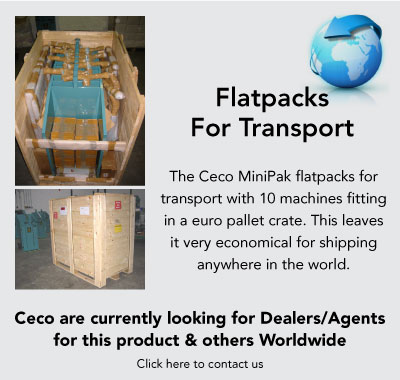 Flatpacks For Transport