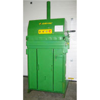 Used Top Loading Baler